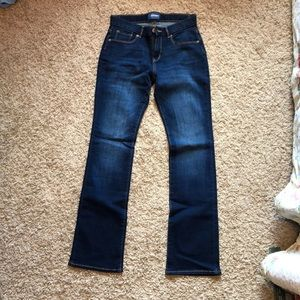 Old Navy boot-cut jeans